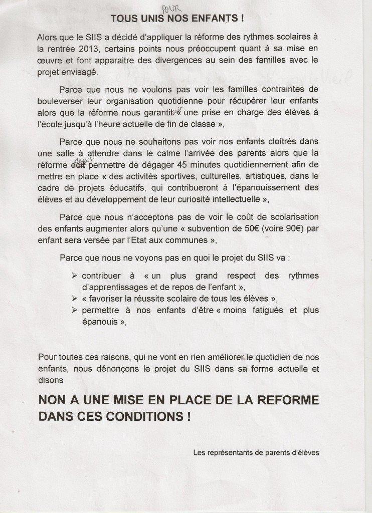 Pour l'avenir de nos écoles et le respect des enfants, Signez la pétition ! dans 2012-2013 scan0089